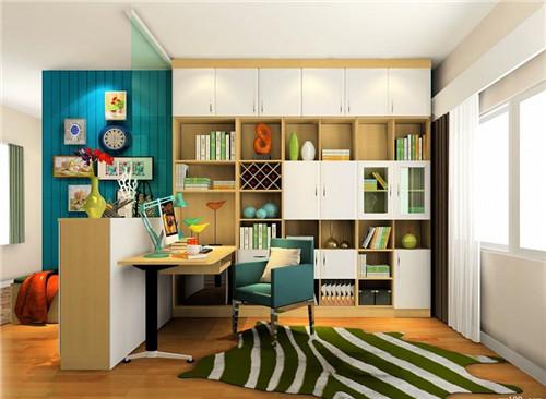 卧房和书房隔断哪种好