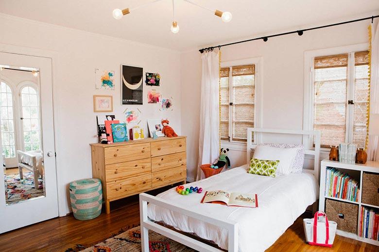 儿童房设计与装修设计实景图