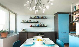 餐厅厨房设计欣赏图