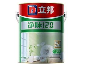 立邦净味120五合一内墙乳胶漆价格及优缺点介绍