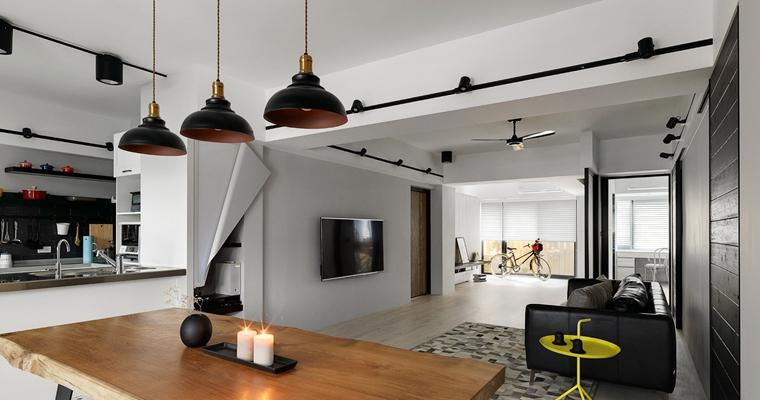 舒适三居室装修餐厅吊灯图片
