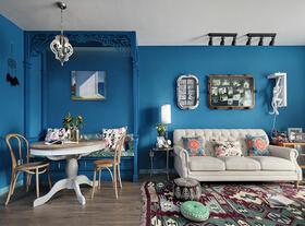 东南亚风格装修 富有风情的家