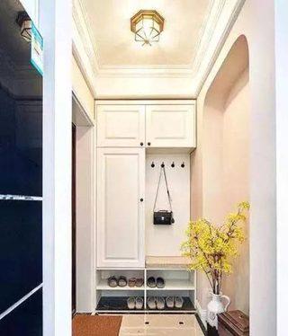 玄关装饰鞋柜装修图