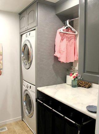 家庭洗衣房设计参考图