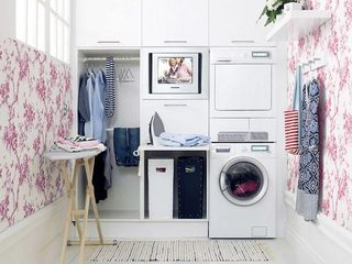 家庭洗衣房设计图片大全