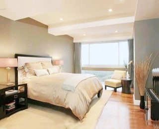 现代风格卧室装修参考图
