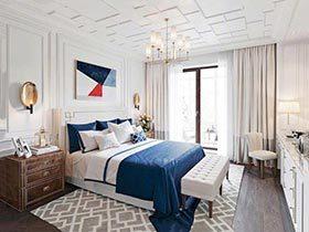 睡一天都不够  10款现代风格卧室装修效果图