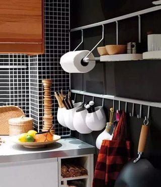 厨房收纳设计参考图