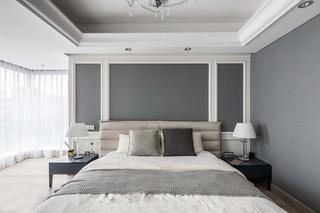 130平简约风格三居室次卧图片