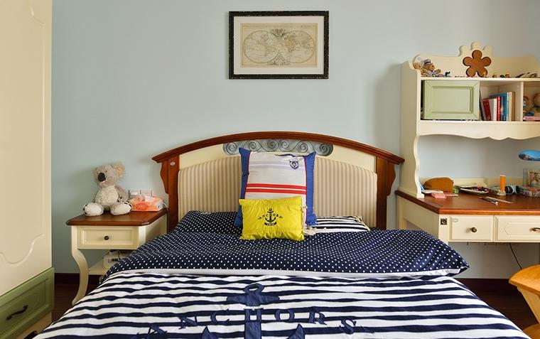 10万半包三居室儿童房效果图