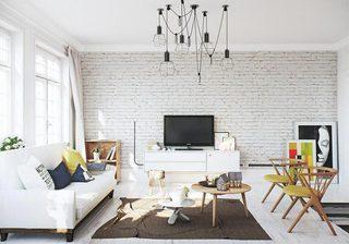 小户型复式装修客厅图