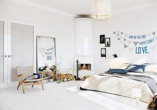 小户型复式装修卧室布置图