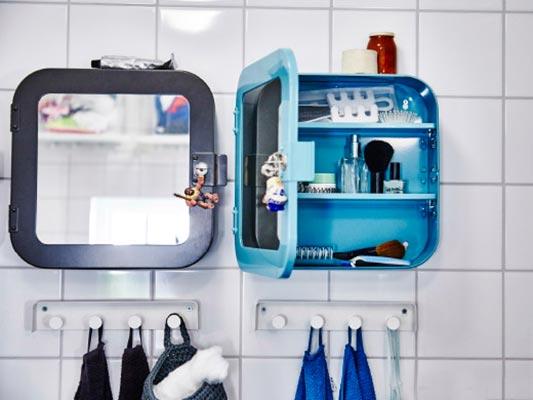 卫生间收纳箱设计装修图