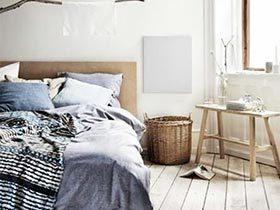 绿光森林  10款北欧风卧室装修图