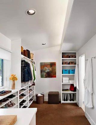 收纳型家具衣柜图片大全
