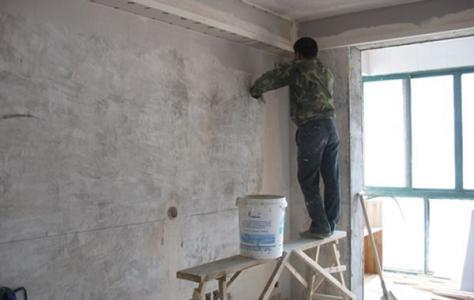 墙面贴壁纸基层处理需要注意什么?墙面基层如何处理?