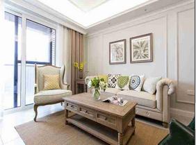 90平三居室装修 享受岁月静好