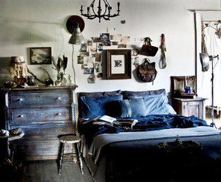 复古卧室设计参考图