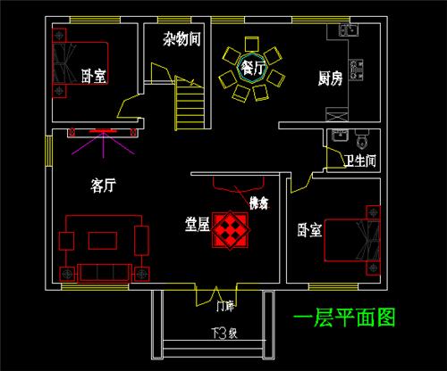房屋建筑图纸怎么看懂 房屋建筑图纸符号大全