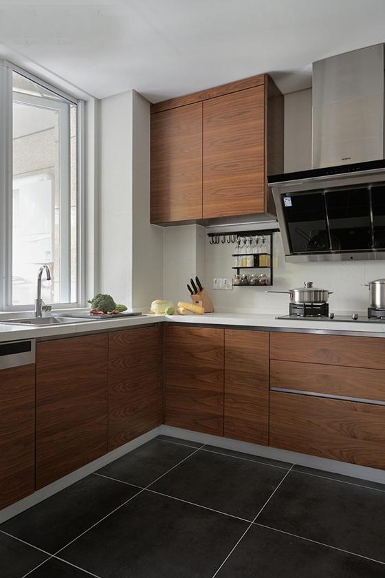 150平米复式装修厨房效果图