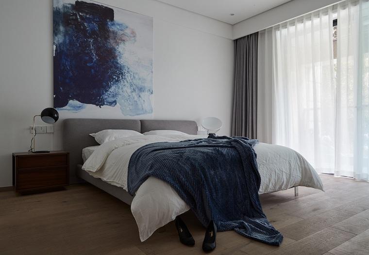 150平米复式装修卧室效果图