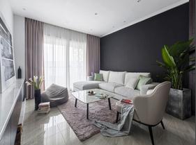 超凡脱俗两居室装修 如此美的家