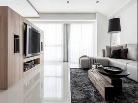 素色美家 台式风格两居室装修