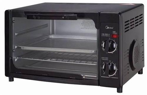 属于机械控温的电烤箱,额定电压:220v.