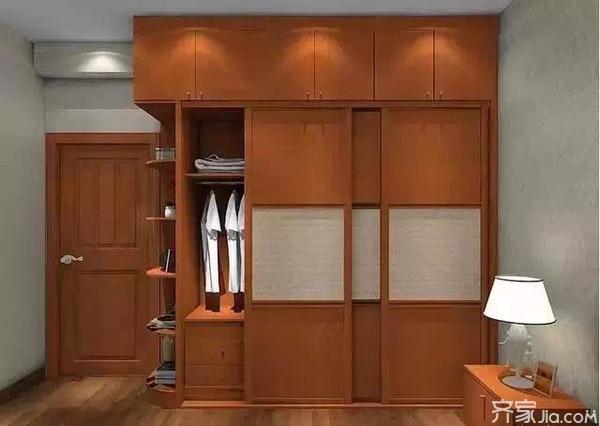 三种风格衣柜搭配 玻璃很有年轻范