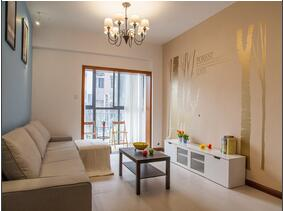 12万装的现代风格两居室 简洁不失温暖