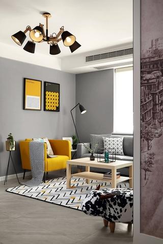 宜家风格公寓装修 让家从里到外精致起来2/10