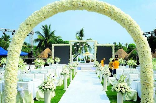 室外婚礼策划方案 筹备婚礼不可忽略的5大要点