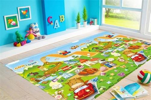 爬行垫品牌_宝宝爬行垫品牌哪种好 如何选购宝宝爬行垫