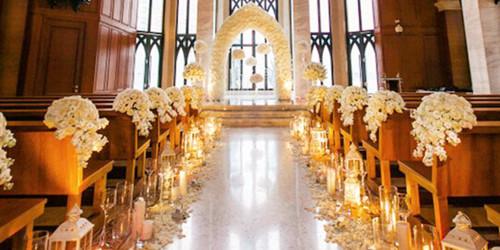 教堂婚礼流程 教堂婚礼步骤有哪些