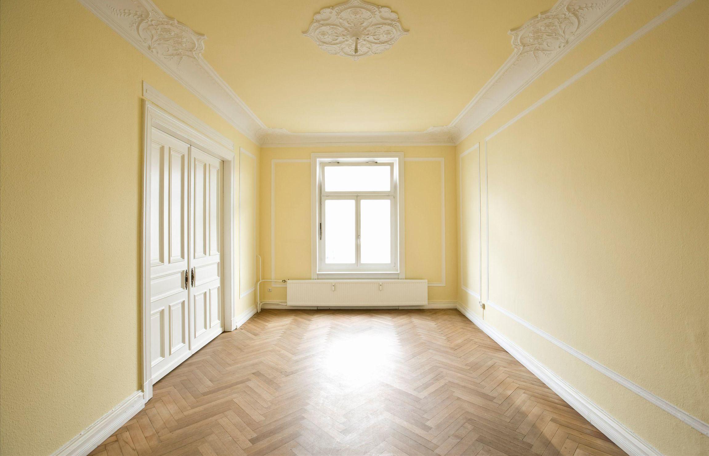 让家居氛围更温馨 墙面涂什么颜色好