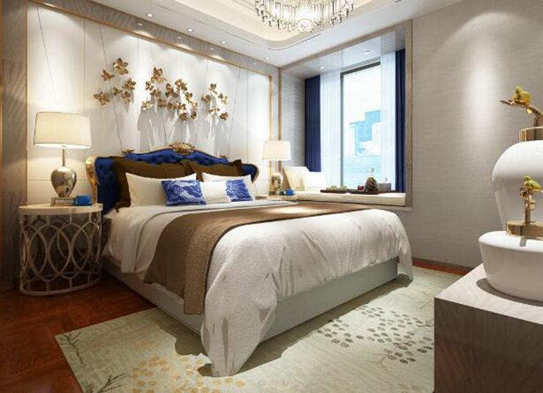 温馨卧室设计图