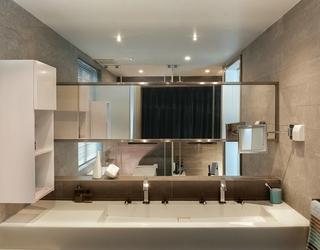 150平简约两居室装修效果图  宽敞大气10/10