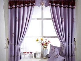 客厅挂什么颜色窗帘好   如何选择客厅窗帘颜色