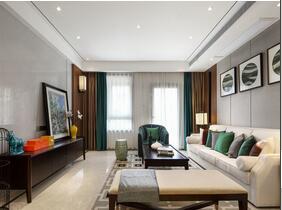 不一样的空间 不一样的中式风格装修