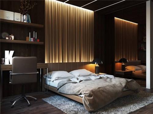 卧室灯如何设计?