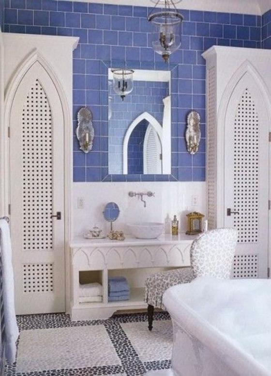 地中海风格卫浴装修图