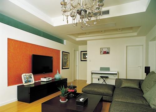 复式房也可以设计极简风格!