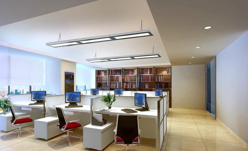 现代风格的办公室装修要点是什么?图片