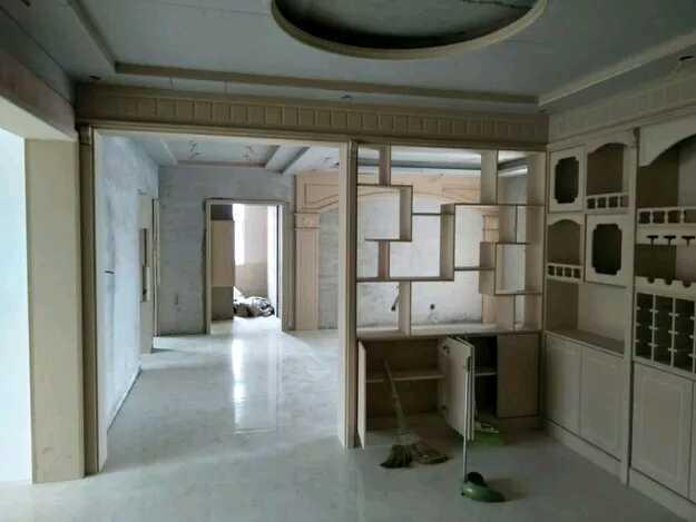 新房木工装修完工,人工费就要2万块