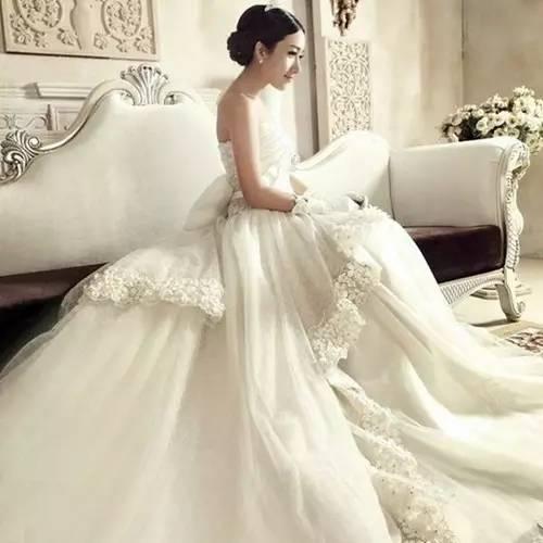 了解做婚纱步骤,打造出一款大气唯美的婚纱照!