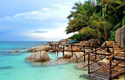 东南亚风:一种最不应该被遗忘的居住和休闲方式!