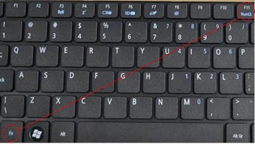 編輯器會教您筆記本電腦鍵盤被淹沒怎么辦