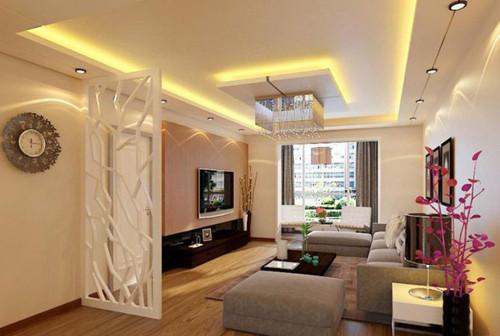 而电视墙作为客厅装修中比较重要的一块,业主们都非常重视.