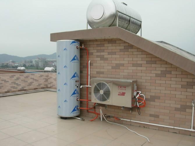 空气能热水器真的省电吗 看完我把家里的热水器扔了