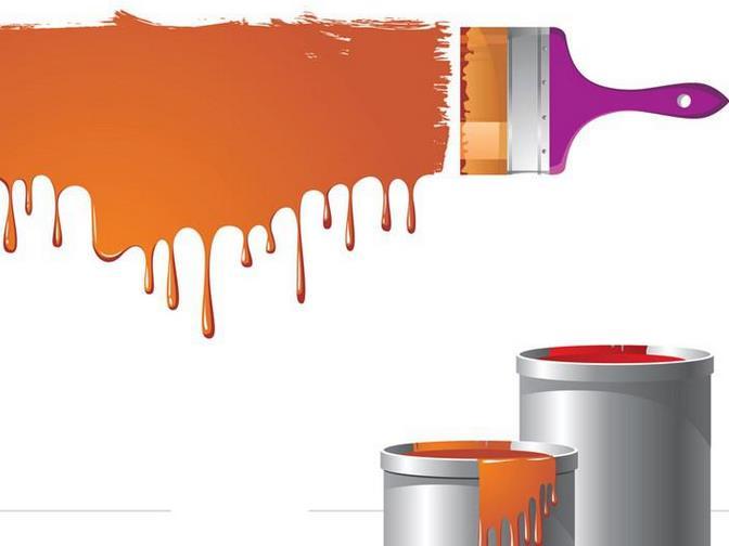 太原房产:傻傻分不清 涂料跟油漆的区别
